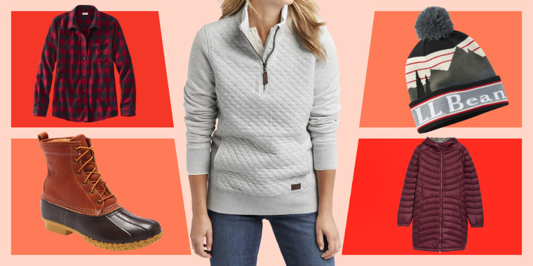 You can now shop for L.L. Bean apparel and accessories at Nordstrom stores and online.