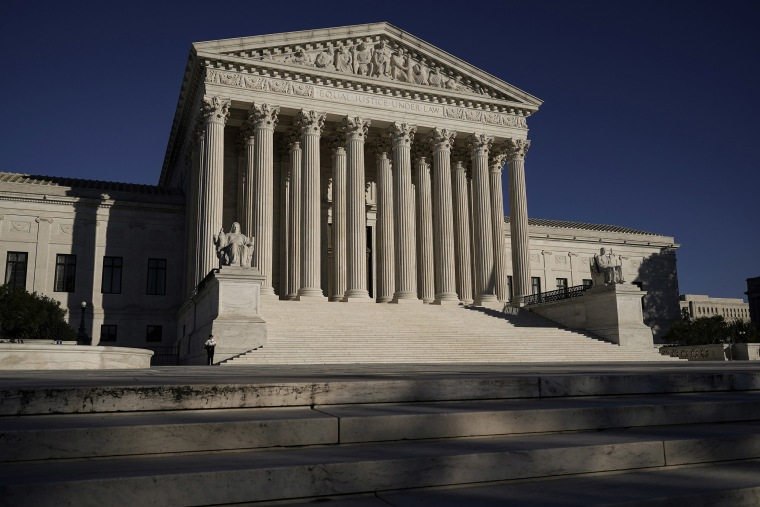 Image: The Supreme Court is seen in Washington