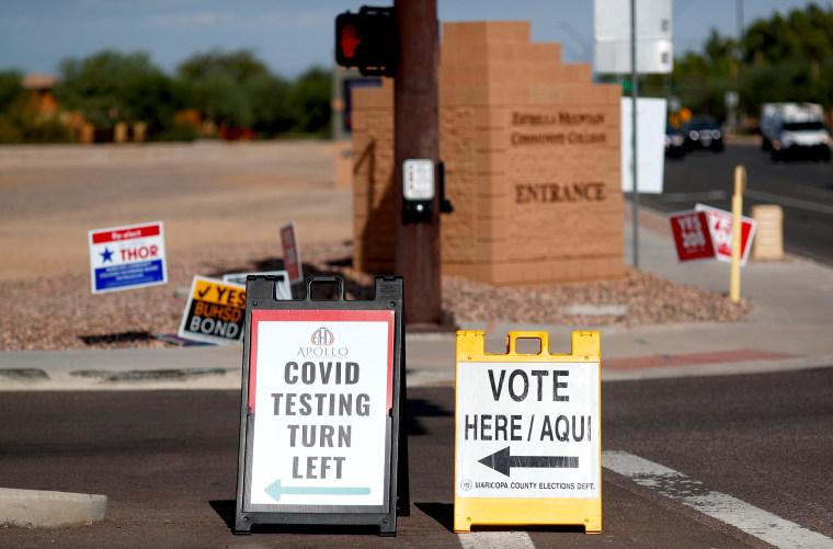 Image: 2020 U.S. presidential election in Arizona