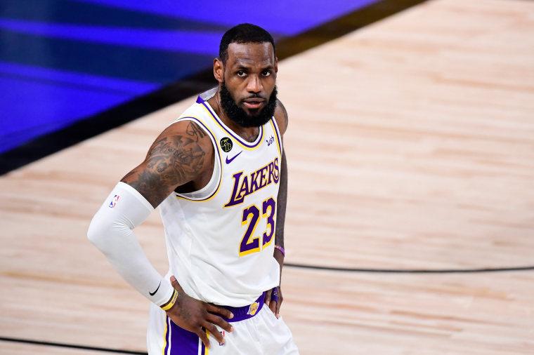 Image: 2020 NBA Finals - Game Six