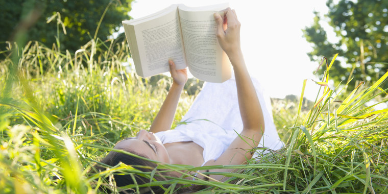 Books can be a great escape -- especially when they encourage you to see the world differently.