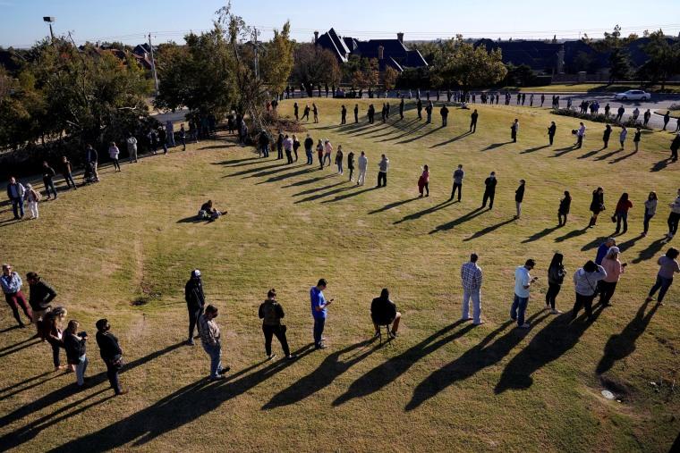 Image: 2020 U.S. presidential election in Oklahoma