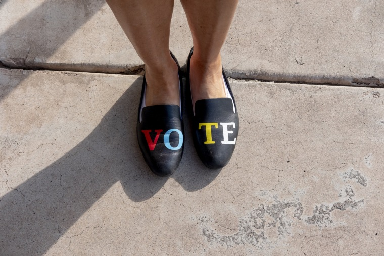 Image: The big picture: Election Day across America