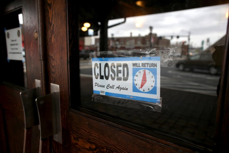 Restaurants Struggling During Pandemic