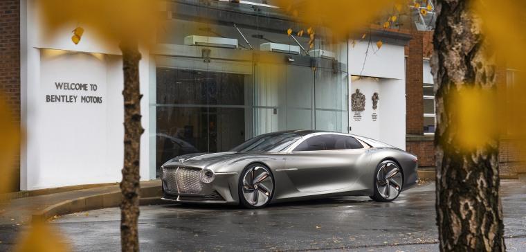Image: Bentley EXP 100 GT
