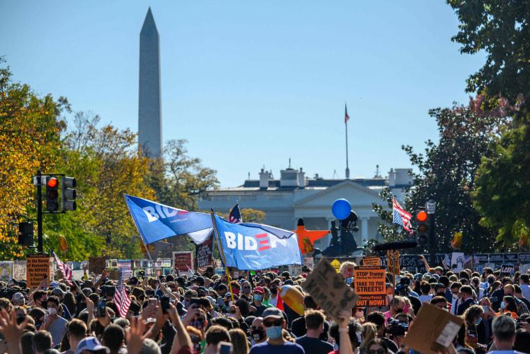 Image: US-VOTE-BIDEN-POLITICS