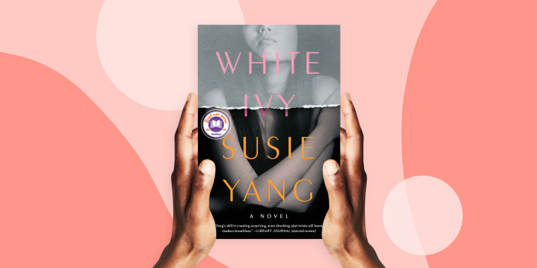 """Susie Yang's debut novel, """"White Ivy,"""" is the November 2020 pick for Read With Jenna book club members."""