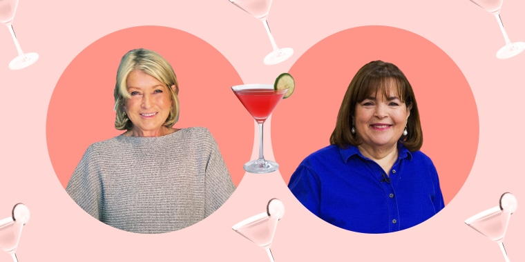 Forget choosing — why not drink with both of them?