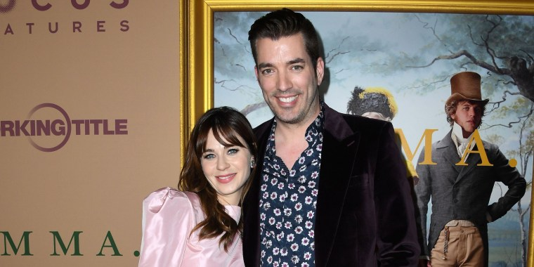 Jonathan Scott Zooey Deschanel