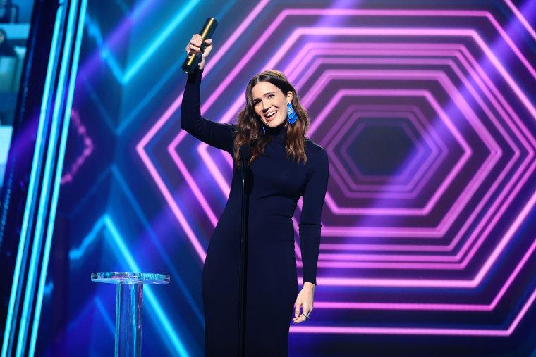 2020 E! People's Choice Awards - Show