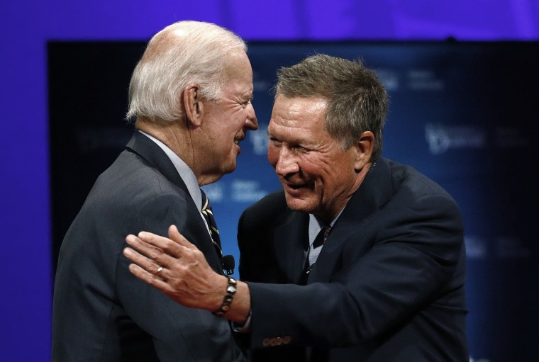 Joe Biden,John Kasich