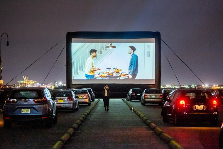 "NewFest Hosts Drive-In Screening Of \""Cicada\"""