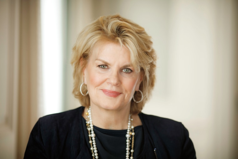 Anne Finucane, vice chairman of Bank of America and chairman of the board of Bank of America Europe.