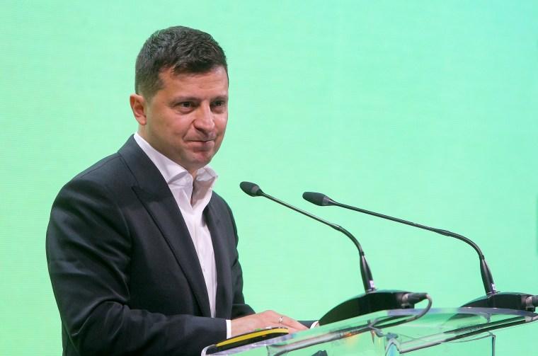 Image: Volodymyr Zelenskiy