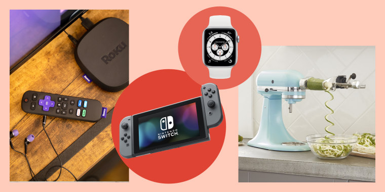 Apple, Xbox, Beats, KitchenAid, CusinArt and more brands are part of Walmart's holiday gift hub.