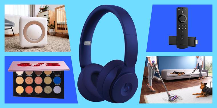 Coway White HEPA Air Purifier, ONE/SIZE by Patrick Starrr, Beats by Dr. Dre Solo Pro Headphones, Fire TV Stick 4K, Dyson V10 Animal Cordless Stick Vacuum