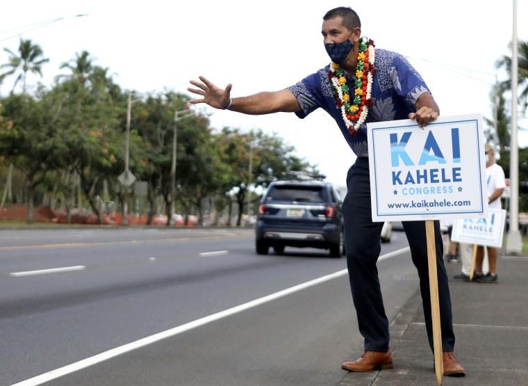 Image: Kai Kahele