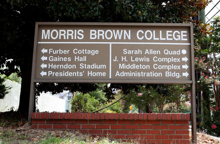 Image: Morris Brown College