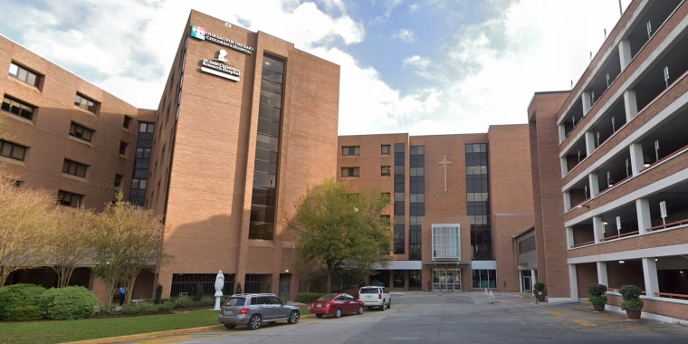 IMAGE: Our Lady of the Lake Regional Medical Center in Baton Rouge, La.