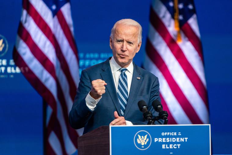 Image: President-Elect Joe Biden