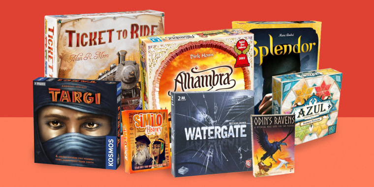 The best board games of 2020 can be great gifts for your partner. We asked expert gamers about their favorites.