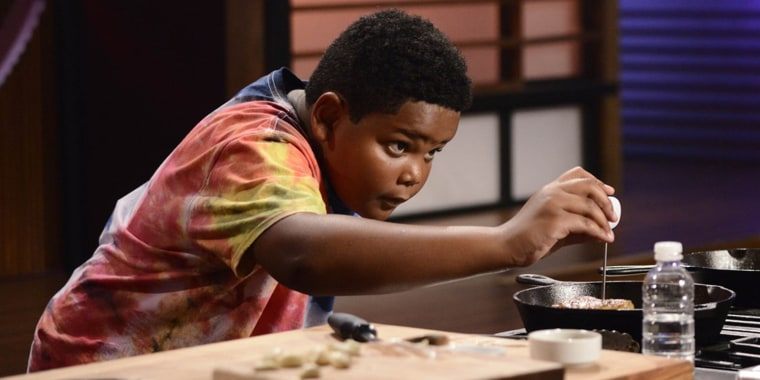 """Ben Watkins, who appeared on the sixth season of the hit Fox culinary competition \""""Masterchef Junior\"""", has died at 14."""
