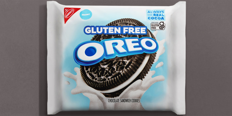 Gluten-free Oreos: yet another reason to look forward to 2021.