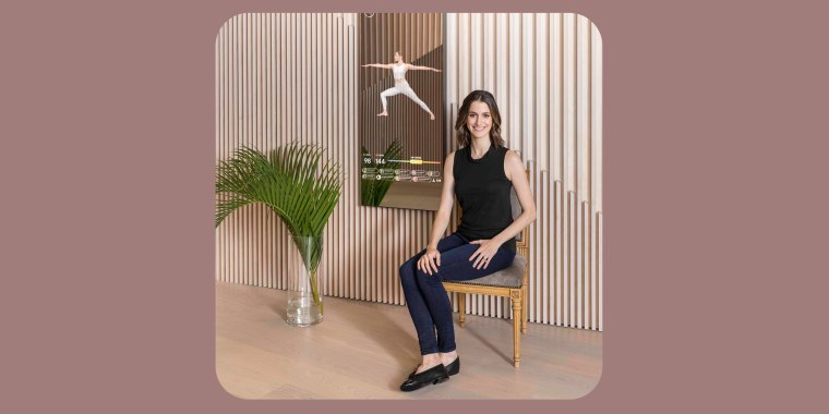 Brynn Putnam is the founder of Mirror, a home workout device that she hopes to expand beyond fitness.