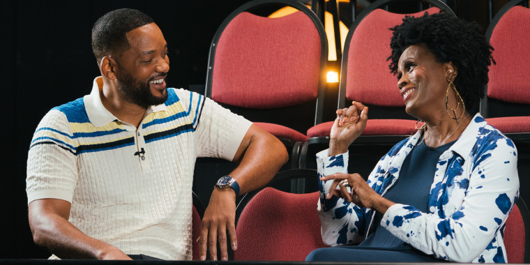 """Will Smith sat down with former """"Fresh Prince"""" co-star Janet Hubert for a new reunion special."""