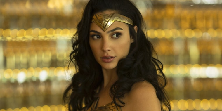 Image: Gal Gadot as Wonder Woman in the action adventure ,??Wonder Woman 1984,,?? a Warner Bros. Pictures release.