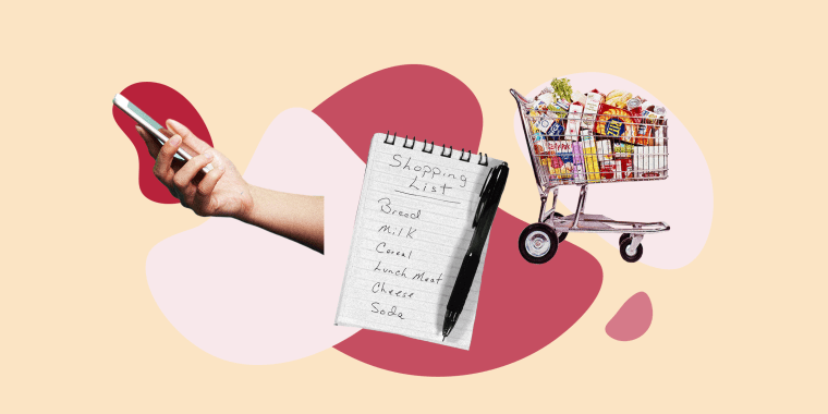 Make a list in advance so that you know what you need and can avoid lingering in the aisles.