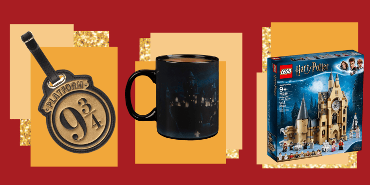 Bring some magic into a loved one's life with these Harry Potter-themed gifts.