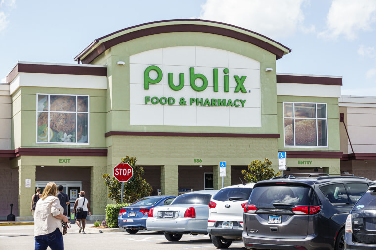 Image: Florida, Lake Placid, Publix Super Market