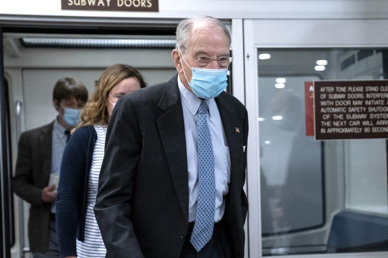 Republicans Move To Avoid U.S. Shutdown With Spending Bills