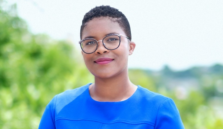 Tiara Mack is a Democratic member-elect of the Rhode Island State Senate, representing District 6.
