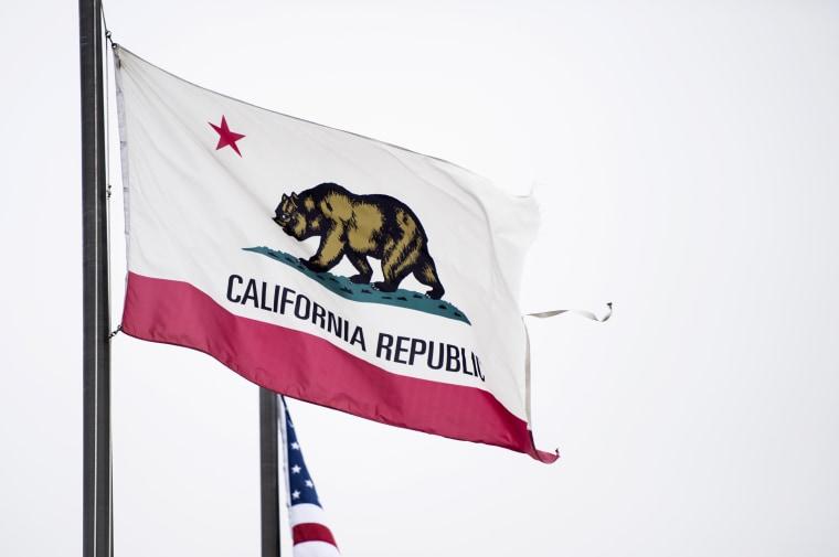 Image: California Flag