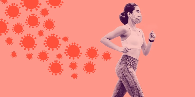 When survivors start returning to exercise, doctors worry about potentially life-threatening complications associated with COVID-19, such as heart and lung issues.