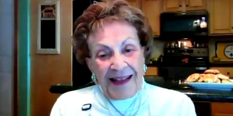 Pollock appeared on TODAY on Wednesday in a prerecorded segment to share her baking tips.