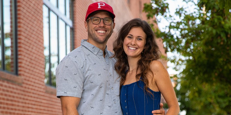 Aaron Williams and his girlfriend, Mackenzie Saunders, applied to Tulsa Remote, a one-year program that gives remote workers a $10,000 grant to relocate to the city.