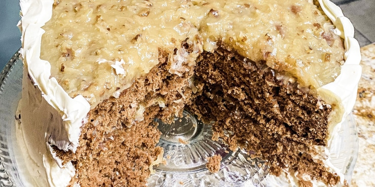 When my father-in-law requested a German Chocolate Cake for his 70th birthday, I headed over to the r/Old_Recipes subreddit for the perfect vintage version.