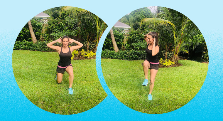 Exercises that engage your core through twists can help improve digestion.