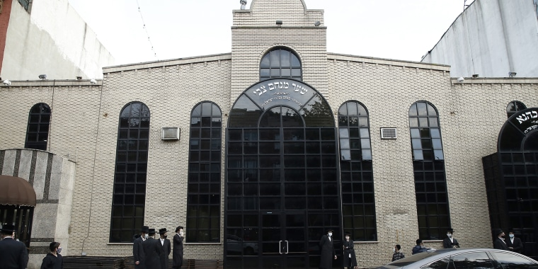 Hasidic Wedding Ordered Shut Down By Governor Cuomo In New York City
