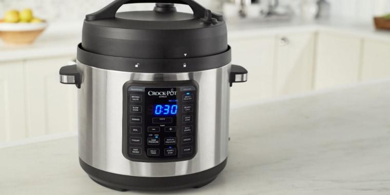 Image: Crock-Pot 6-Quart Express Crock Multi-Cooker