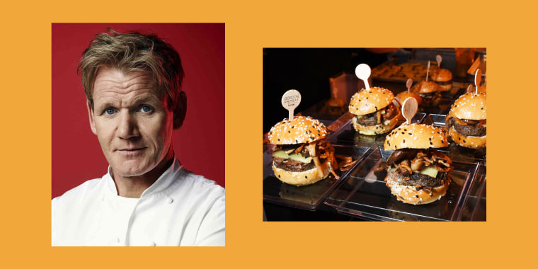 """""""I guarantee this will be a burger experience like no other,"""" Ramsay said in a statement."""