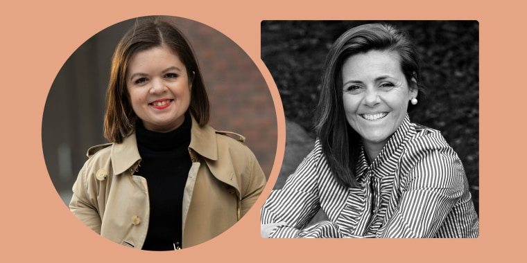 Sinéad Burke (left) and Maura Horton have joined forces as two experts in adaptive fashion and inclusivity to work on the new site.