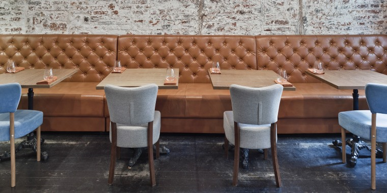 The owner of True Kitchen + Kocktails defended his behavior on social media, writing that he had already warned the women about their behavior multiple times.