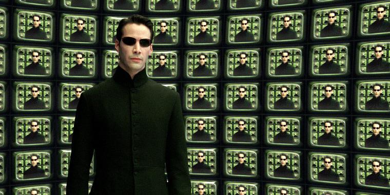 Keanu Reeves, The Matrix Reloaded, 2003
