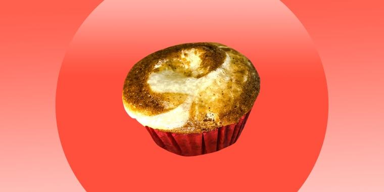 Gingerbread Muffin Lead