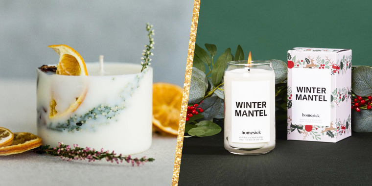Best Holiday Candles 2020 20 Unique And Festive Candles