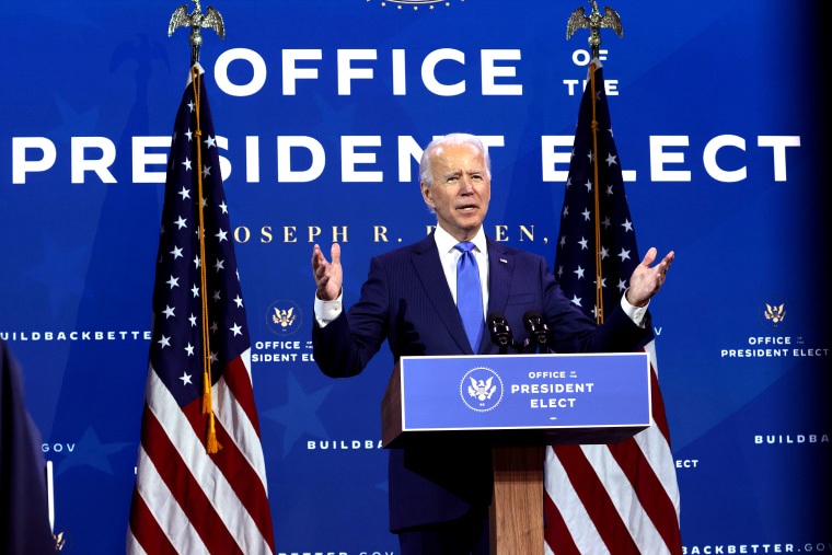 Image: President-Elect Biden Announces Economic Appointees And Nominees For Upcoming Administration